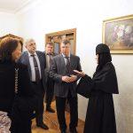 Экскурсия по монастырской гостинице