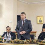 руководитель Департамента национальной политики, межрегиональных связей и туризма города Москвы Черников Владимир Васильевич