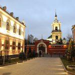 Монастырская гостиница Покровского женского монастыря