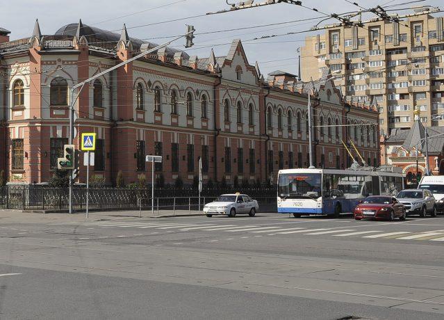 Гостиница Покровская. 2016 год