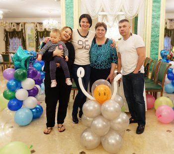 День Рождение Александра Цзю