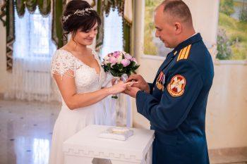 Гостиница «Покровская» стала официальной площадкой для выездной регистрации брака