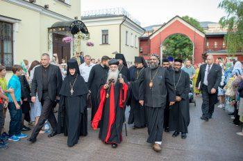 Визит Предстоятеля Маланкарской Ортодоксальной Церкви в Россию