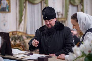 Преосвященные архипастыри проживали в гостинице Покровская