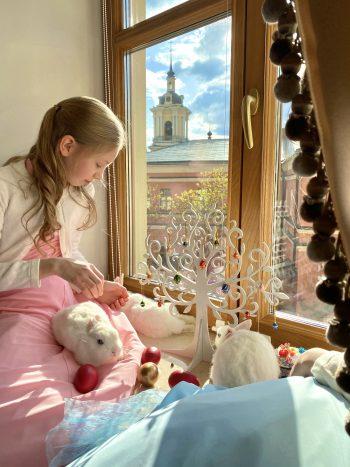 Гостиница «Покровская» поздравляет Вас со Светлым праздником Пасхи!
