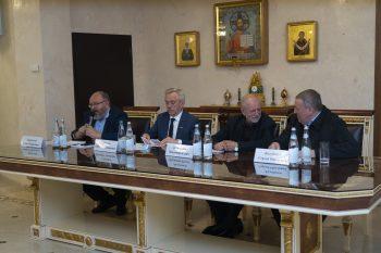 Конференция «Соборность. Пространственное развитие и народо-умножение»